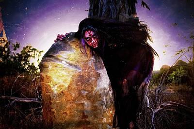 Hantu Kopek 9 Poster by Cindy Nunn