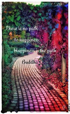 Happiness Path Poster