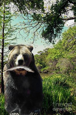Happy Bear Lake Poster