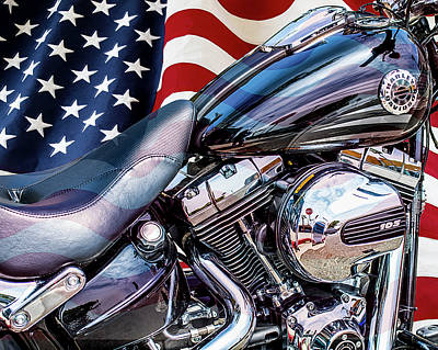 Harley-davidson 103 - B Poster
