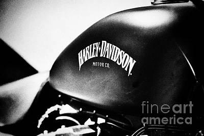 Harley Davidson Iron 883 Poster