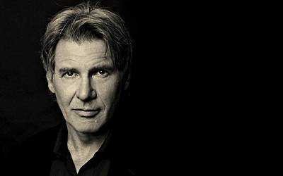 Harrison Ford Portrait 1080 Poster by Movie Poster Prints