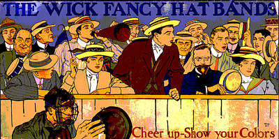 Hat Bands Poster