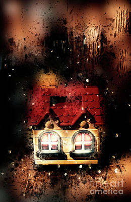 Haunted Doll House Poster
