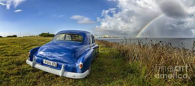 Havana Rainbow Poster