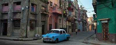 Havana Streets Poster