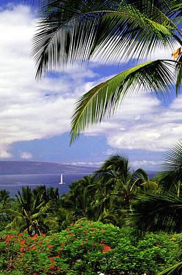 Hawaiian Fantasy Poster by Marie Hicks