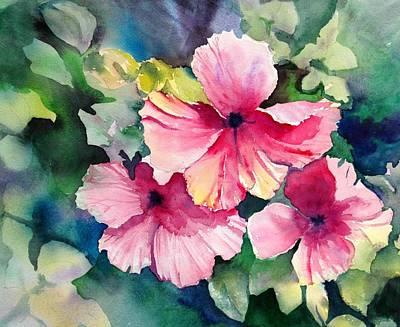 Hawaiian Hibiscus Poster