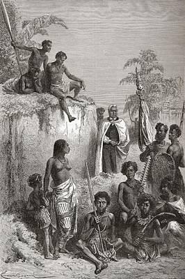 Hawaiian King Kamehameha I, C.1758 To Poster