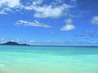 Hawaiian Waters Poster