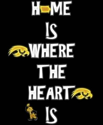 Hawkeye For Life Poster