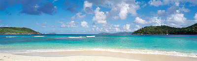 Hawksnest Bay Virgin Islands National Poster by Panoramic Images