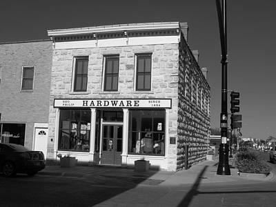 Hays, Kansas - Hardware Store 2 Poster by Frank Romeo