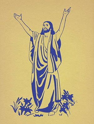 He Is Risen Poster