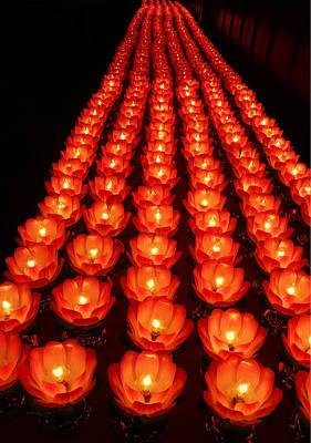 Healing Lights 1 Poster