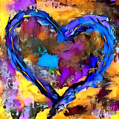 Heart No 7 Poster