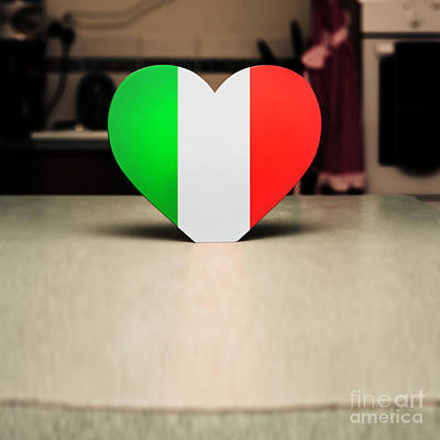 Hearty Italian Kitchen Poster by Jorgo Photography - Wall Art Gallery