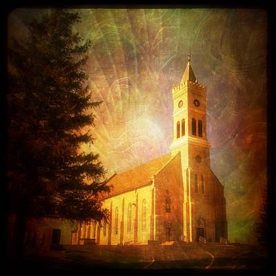 Heavenly Light Poster