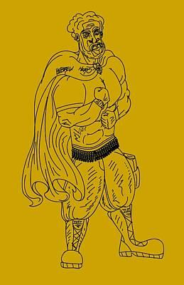 Hebrew Hero Poster