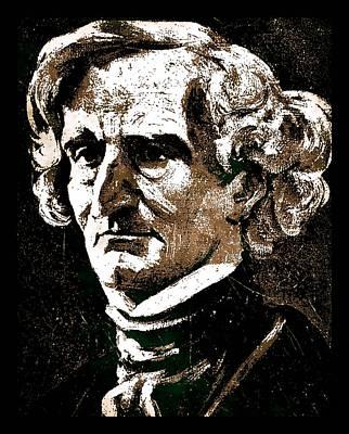 Hector Berlioz Poster