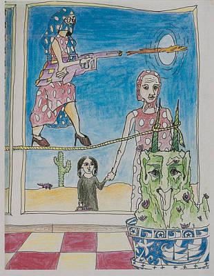Heist Poster by Eliza Furmansky