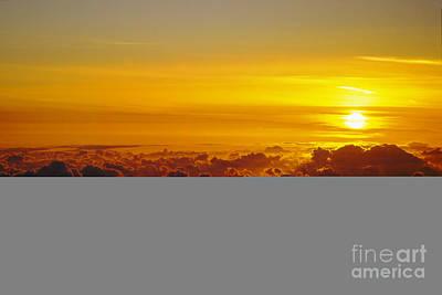 Heleakala Sunrise Poster