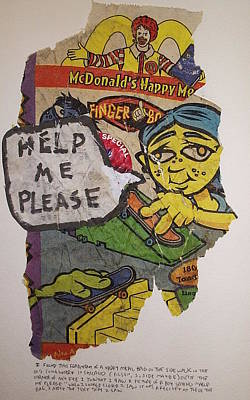 Help Me Please Poster