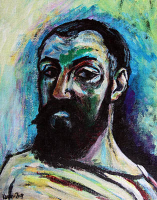 Henri Matisse Poster by Karon Melillo DeVega