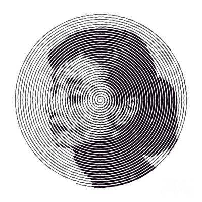 Hepburn Poster by Zachary Witt
