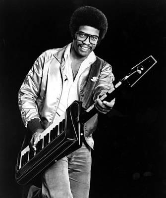 Herbie Hancock, 1980s Poster