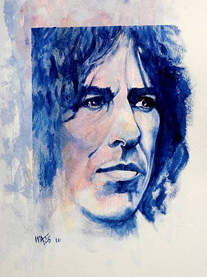 Here Comes The Sun - George Harrison Poster by William Walts
