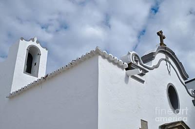 Hermitage Nossa Sra. Da Piedade Poster by Angelo DeVal