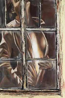Hidden Feelings Poster by Beatrix S Zygartowski