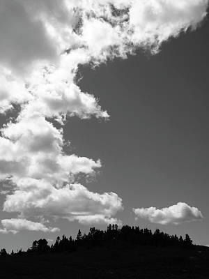 High Clouds Poster by Rod Stewart