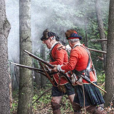 Highlanders Forward Poster