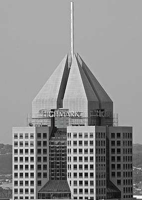 Highmark Grayscale Poster by Frozen in Time Fine Art Photography