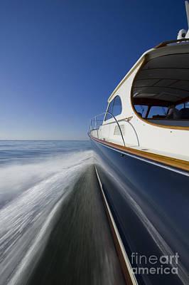 Hinckley Talaria 44 Motor Yacht Poster