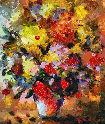 Hint Of Klimt Poster