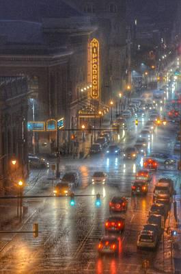 Hippodrome Theatre - Baltimore Poster