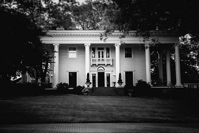 Historic Southern Home Poster
