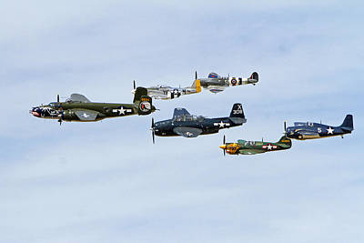 History On The Wing Poster by Shoal Hollingsworth