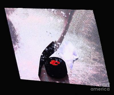 Hockey Season Begins Poster by Al Bourassa