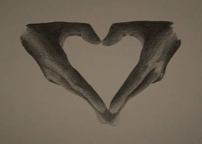 Holding Love Poster