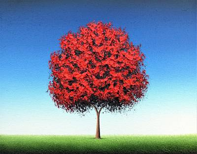 Holding Today Poster by Rachel Bingaman