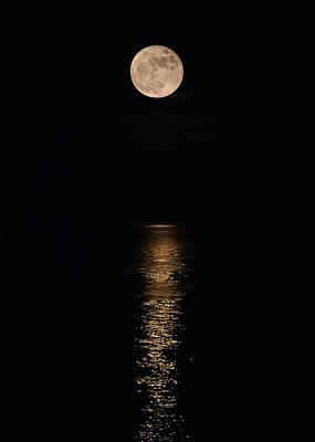 Holiday Magic - Lunar Art Poster