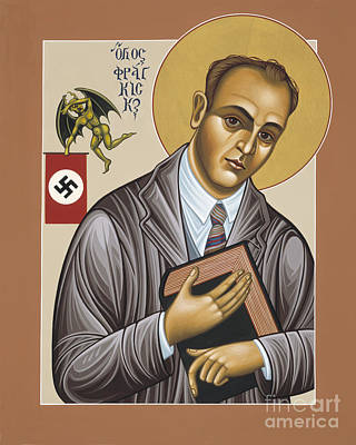 Holy Blessed Martyr Franz Jagerstatter 049 Poster