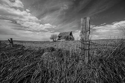 Home On The Range  Poster by Aaron J Groen