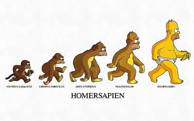 Homersapiens Poster