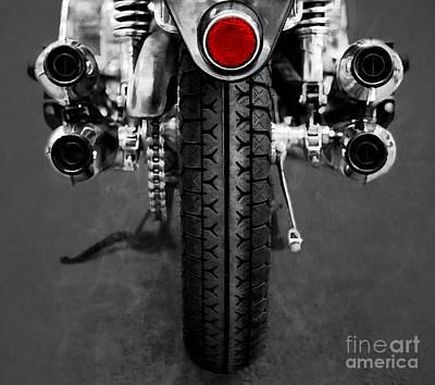 Honda Four Poster by Ari Salmela