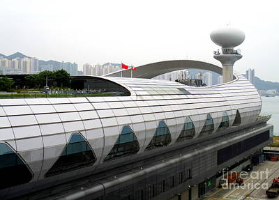 Hong Kong Cruise Terminal 1 Poster